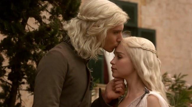 Daenerys & Viserys Targaryen