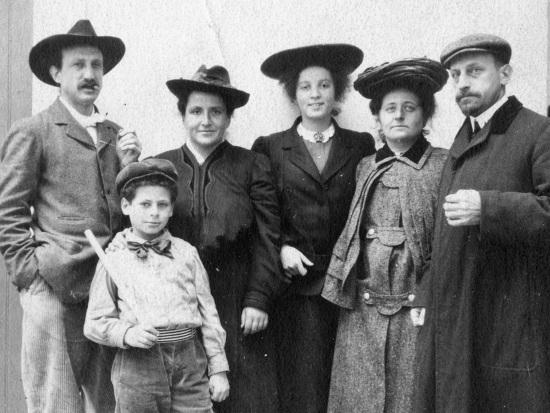 Familia Stein