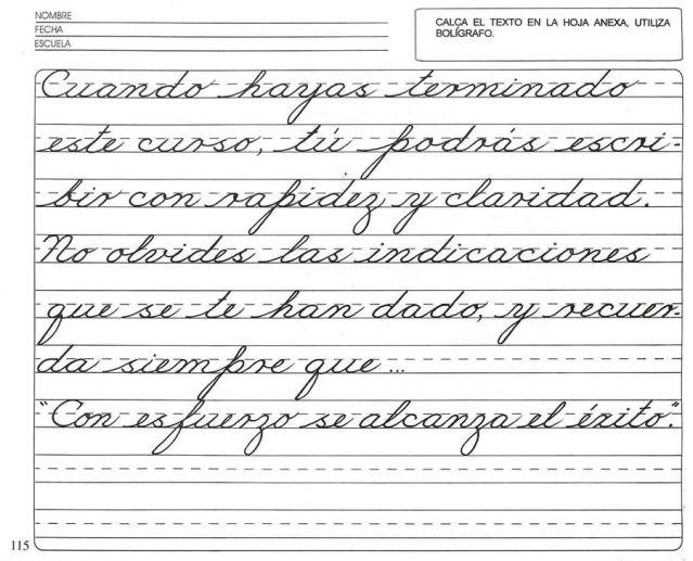 Adiós a la letra cursiva? | Blog de Daína Chaviano