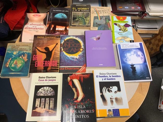 daina chaviano, libros, lectores recomiendan